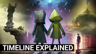 The Complete Little Nightmares Timeline Explained (Horror Game Theories)
