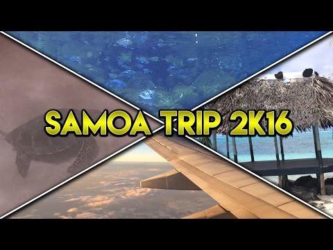 Samoa Adventure! | Trip to Samoa 2016