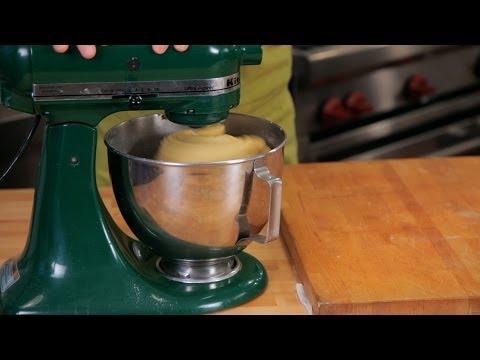 How to Mix Brioche Dough | Make Bread