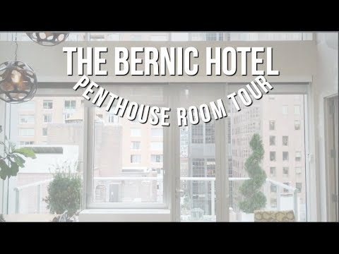New York City (Penthouse ) at the Bernic Hotel
