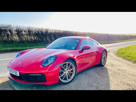 Porsche 911 Carrera S real-world review. Is the new 992 the best 911 of all?