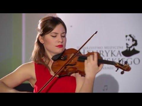 F. Waxman - Carmen Fantasie | Celina Kotz - violin