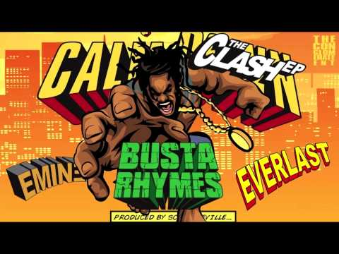 Busta Rhymes & Eminem - Calm Down (Official Instrumental) | HD
