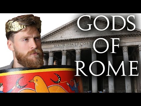 Paganism of Ancient Rome