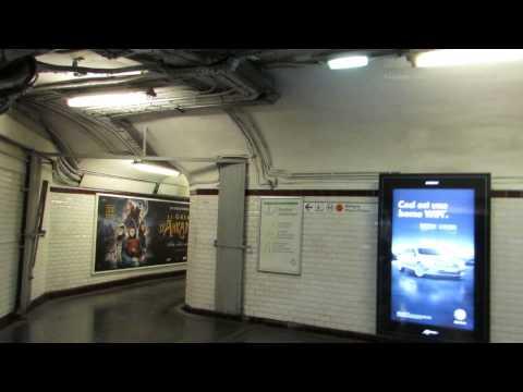 Walk around Gare D'Austerlitz Metro Station in Paris 2