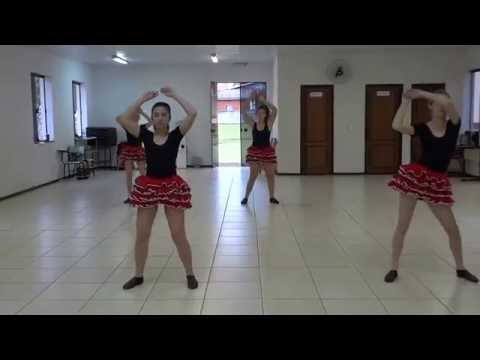 1,2,3 Maria - Jazz Dance Quatro Pontes