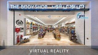 The Body Shop At Dubai Mall 360 Degree Video