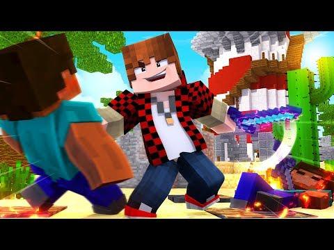 Minecraft Money Wars: #1 MOST OVERPOWERED GOD SWORD!
