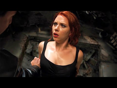 Black Widow Interrogation Scene - The Avengers (2012) Movie CLIP HD