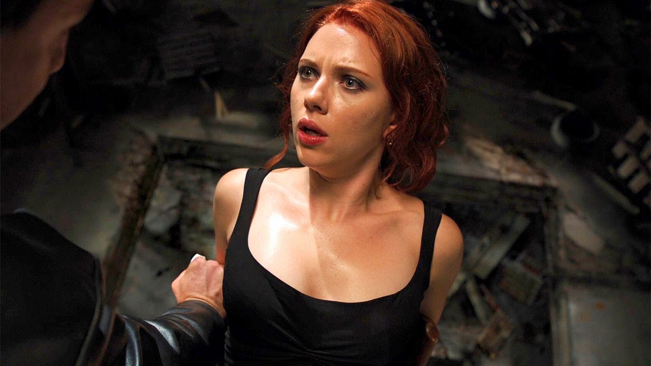 Download Black Widow Interrogation Scene - The Avengers (2012) Movie CLIP HD