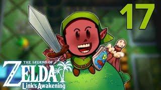 [17] The Legend of Zelda: Link's Awakening w/ GaLm