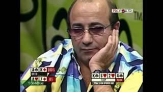 Видео уроки покера на русском - Блеф (2)