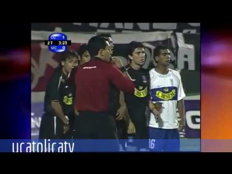 U CATOLICA 0 Colo Colo 2 AMISTOSO 2006