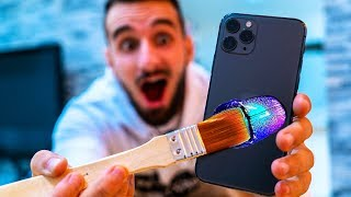 JE CUSTOM MON IPHONE 11 PRO ! #2