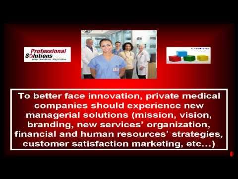 Private Medical Services in Romania (Part 5) Management and H.R.(by Corrado De Cecco).wmv