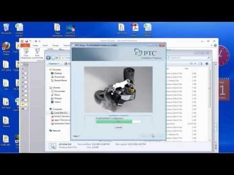 PTC Creo 2.0 Admin 101 Webinar 1