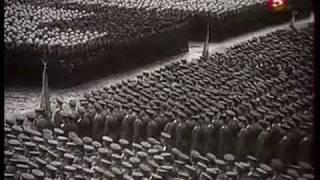 Soviet National Anthem. Red Square (1945)