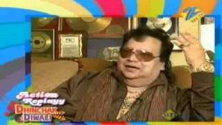 Action Replayy Dhinchak Diwali Oct. 31 '10 - Bappi Lahiri
