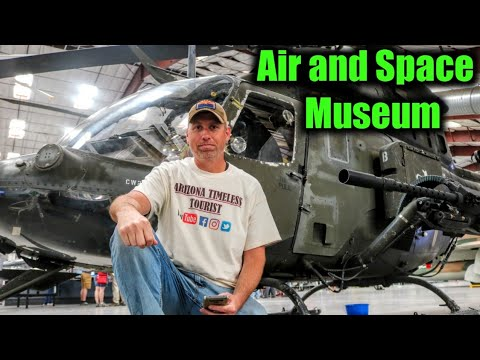 The Pima Air & Space Museum