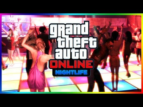 GTA Online Nightclubs DLC - Release Date / New Trailer Coming! Free Rewards & MORE!!! (GTA 5 DLC)