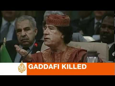 GADDAFI RISED TO POWER AND FALL, FULL STORY OF  HIS DEATH