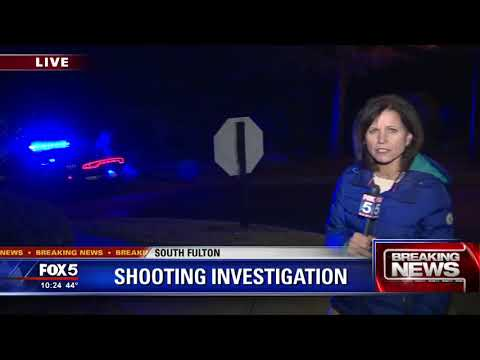 South Fulton shooting investigation