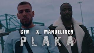 GFM x Manuellsen - PLAKA (prod. by Hamudy & Beatzeps) [Official Video]