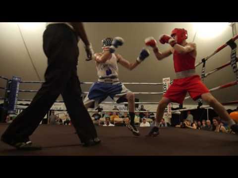 Irish Boxing Show 2016: Aidan Walsh VS Dan Mullarky - 142 LBS