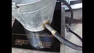Промывка (чистка) радиатора печки без снятия(Данный способ промывки радиатора печки автомобиля, поможет в случае не сильного засорения. Если каналы..., 2015-08-04T05:23:21.000Z)