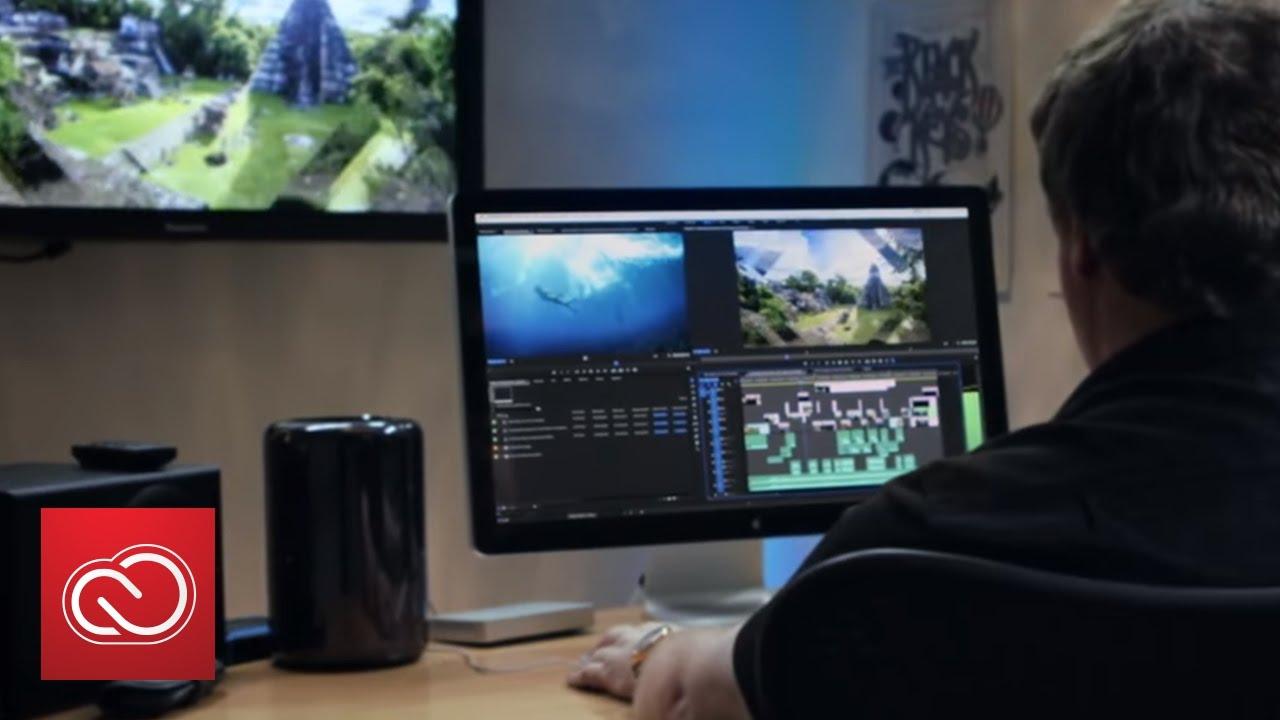 What's New in Premiere Pro CC (November 2016) | Adobe Creative Cloud
