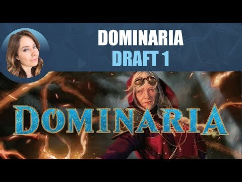 Dominaria Draft #1 / DOM / Magic: The Gathering