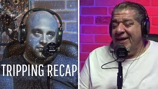 I Was Scared When Lee Said His Shirt Was Off | Joey Diaz