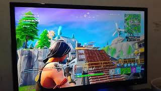 Playing fortnite with my cousin genaro ft thiago fortnite battle royale