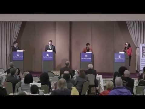 Multnomah County Commissioner Debate