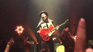 Hold Back the River - James Bay at Hammerstein Ballroom 07.23.15