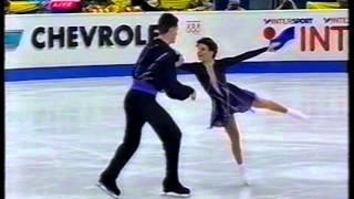 Maria Petrova & Alexei Tikhonov RUS - 2000 World Championships LP