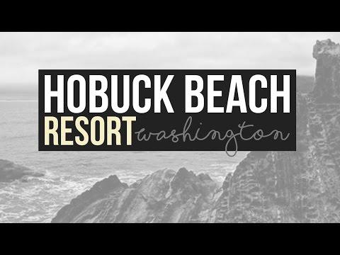 Hobuck Beach Resort in Cape Flattery, Washington - a Drivin' & Vibin' Travel Vlog