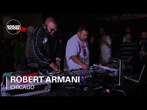 Robert Armani Boiler Room Chicago DJ Set