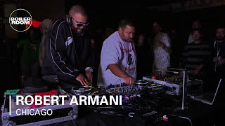 Robert Armani Boiler Room Chicago DJ Set