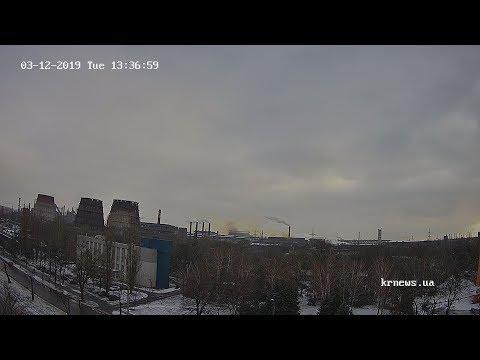 krnews.ua: Видео (таймлапс) небо над АМКР за 03.12.2019
