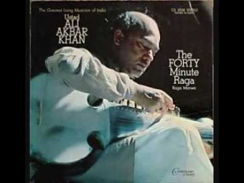 Ali Akbar Khan  The Forty Minute Raga  Raga Marwa