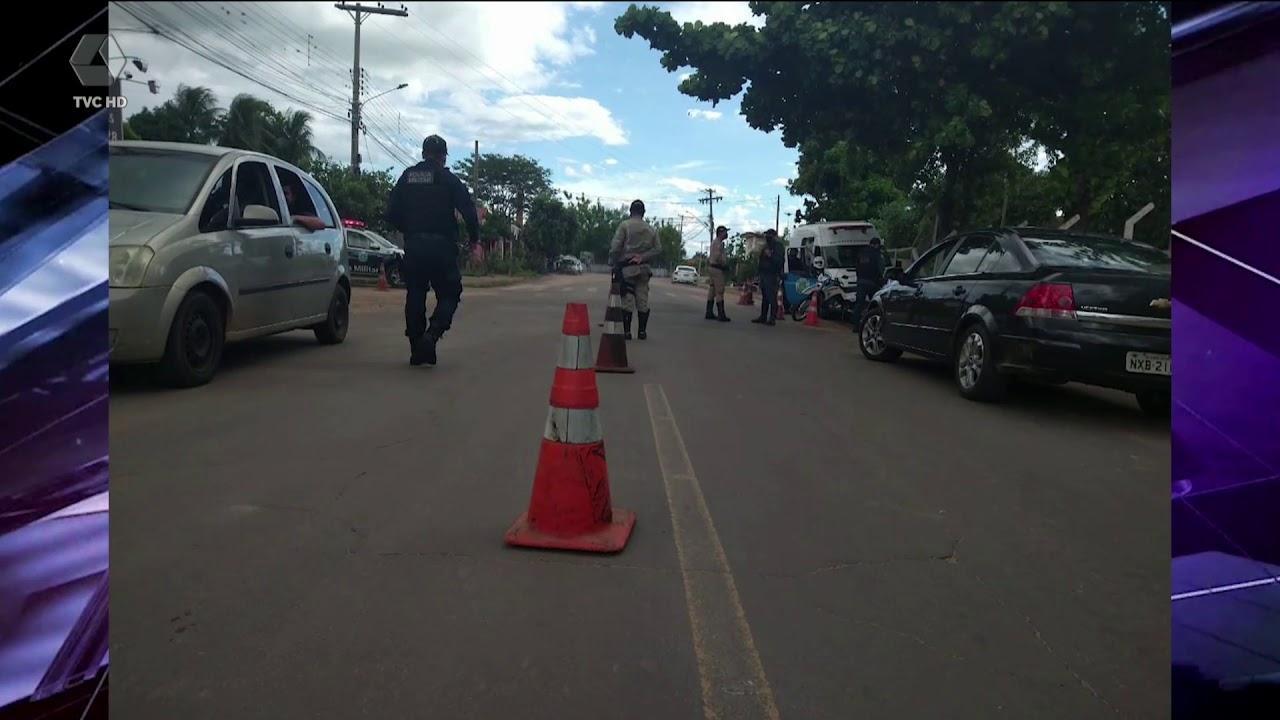 Após aglomerações, PM intensifica fiscalização no Jupiá