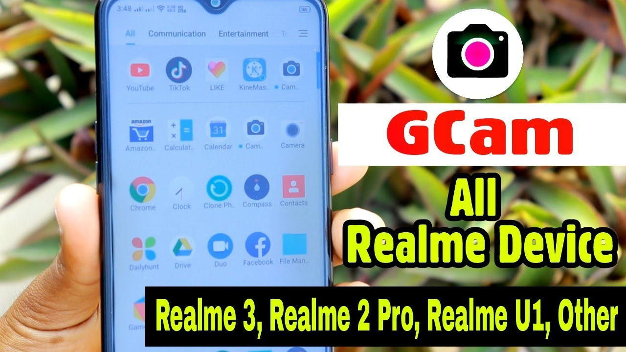 How To Install Google , Pixel 3 Camera ( Gcam ) On All Realme Device |  Without Root | Easy Step