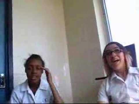 Simone and Leigh
