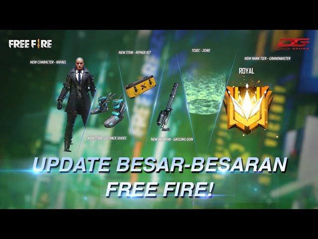 GIMANA SIH MENURUTMU UPDATE FREE FIRE TERBARU? | Update Free Fire