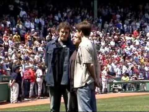 Jim's Big Ego at Fenway Park - YouTube