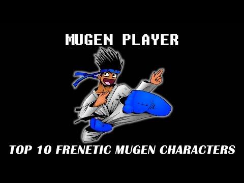 mugenlord s warzone legacy mugen roster doovi