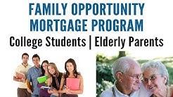 Family Opportunity Mortgage Program Explained