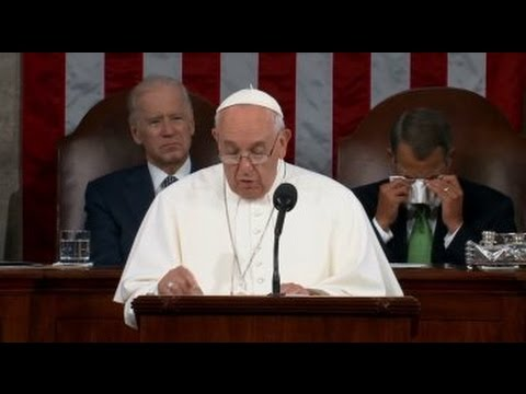 Why was John Boehner Crying During Pope Francis' Speech?