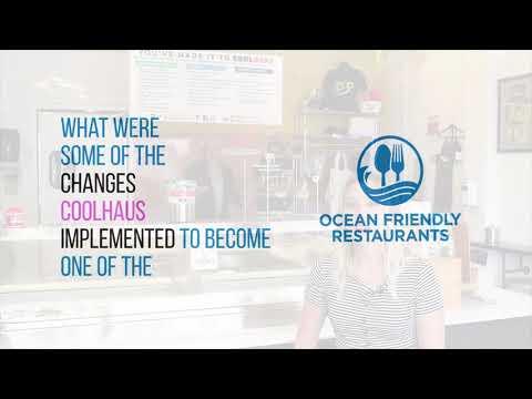 Natasha Case / Coolhaus Interview with Surfrider Fdn Ocean Friendly Restaurants